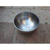 Çelik Salata Tabağı Mikser Kabı-2