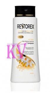 Restorex Şampuan 600 ml Onarıcı Kuru Saçlar
