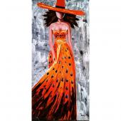 Piart Galeria Orijinal 70*130cm Yağlı Boya Tablo