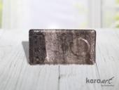 Keramika 4 Parça Doğaltaş Atıştırmalık Set Mat Ren-3