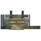 Taktik Tabanca kılıfı ve Bacak Platformu, Sağ, Jandarma Kamuflajı-3