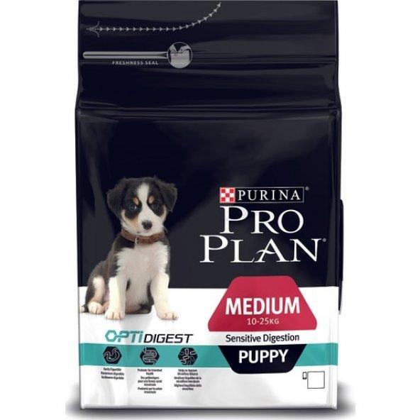 ProPlan Puppy Medium Lamb Kuzulu Orta Irk Yavru Köpek Maması 12Kg