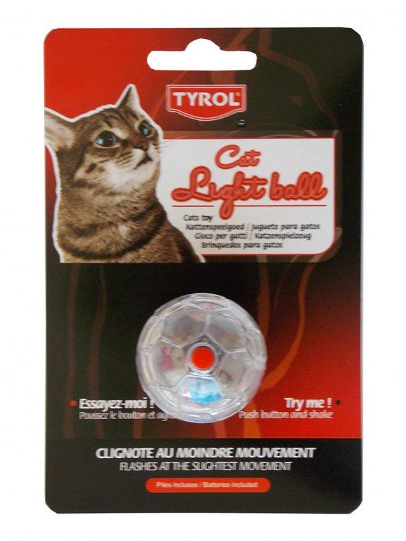 Vitalveto Kedi Oyun Topu Işıklı