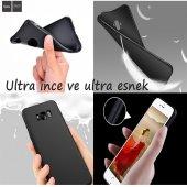 Galaxy S4 Kaliteli Soft Siyah Silikon Kılıf