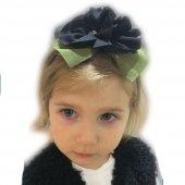 Babygiz Çiçek Aksesuarlı Bandana Nba263