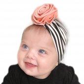 Babygiz Gül Özel Tasarım Bandana Nba249