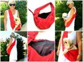 Köpek Taşima Çantası  Kırmızı-4