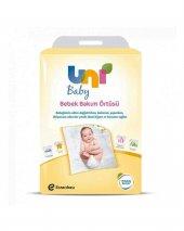 Uni Baby Bebek Bakım Örtüsü 10lu