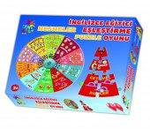 Laço Puzzle Eşleştirme Oyunu Nesneler Lc 021