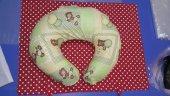 Bebek Emzirme Yastığı Oturma Yastığı Minderi 6 FARKLI MODEL-8