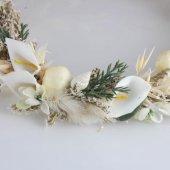 Gelin Tacı Zambak Kuru Çiçekler-4