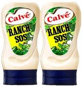 Calve Ranch Sos 245 Gr *2 Adet