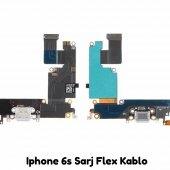 Apple İphone 6s Şarj Kulaklik Flex Kablosu