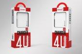 tsmart iPhone Şarj Kablolu 4 USB Seyahat Şarj Cihazı-10