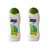 Hobby Şampuan Isırgan Otu Özlü 600 Ml*2 Adet