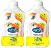 Activex Sıvı El Sabunu Hassas 1.500+700 Ml*2...