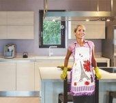 Fırfırlı Havlu Mutfak Önlüğü 65*70