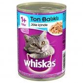 Whiskas Ton Balıklı Kedi Konserve 400 Gr