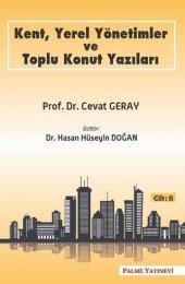 Palme Yayınları Kent, Yerel Yönetimler Ve Toplu Konut Yazıları Cilt 2