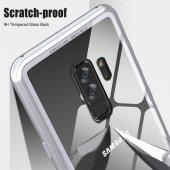 Samsung S7 Edge G935 Kılıf 360 Mıknatıslı Metal Bumper-8