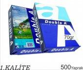 Double A A4 Fotokopi Kağıdı 70gr 1 Paket 500...