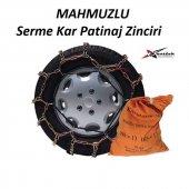 Karmatik Mahmuzlu Serme Kar Zinciri Minibüs...