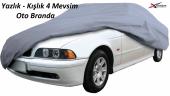 Nissan 200sx Seri Aracına Özel Oto Brandası 4 Mevsimlik