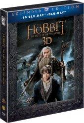 Hobbit Beş Ordunun Savaşı Uzt. Ver. 3d Blu Ray...
