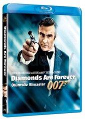007 Diamonds Are Forever Ölümsüz Elmaslar Blu...