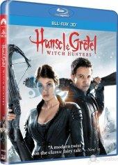 Hansel Ve Gretel Witch Hunters Cadı Avcıları 3d...