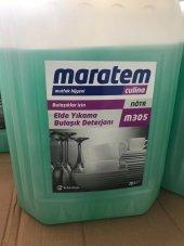 Maratem M305 20 Lt Elde Yıkama Bulaşık Deterjanı