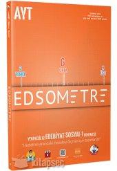 Ayt Edsometre Yeni Nesil 12 Edebiyat Sosyal 1 Denemesi Tonguç Akademi