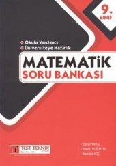 Test Teknik 9.sınıf Matematik Soru Bankası...