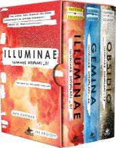 Illuminae Dosyaları Serisi Kutulu Özel Set (Ciltli 3 Kitap)