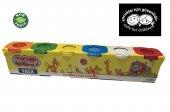 Trix Play Dough 6 Lı Mini Oyun Hamuru Toksin...