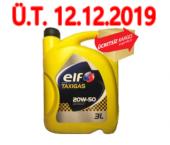 Elf Taxigas 20w50 3 Litre Motor Yağı