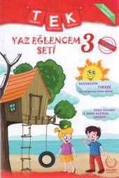 3.sınıf Tek Yaz Eğlencem Seti Palme Kitabevi