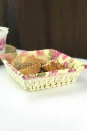 Pazariz.com Kare Hasır Ekmeklik