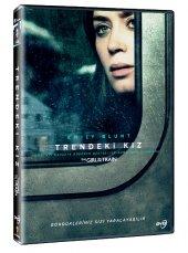 Dvd Trendeki Kız Girl On The Train