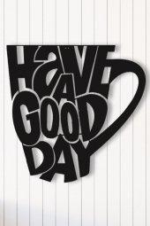 Angemiel Home İyi Bir Gün İçin Bir Kahve Duvar...