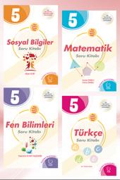 5. Sınıf Tüm Dersler Soru Bankası Set Palme Kitabevi