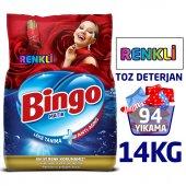 Bingo Matik Toz Çamaşır Deterjanı 7 Kg Renkli...
