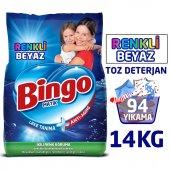 Bingo Matik Toz Çamaşır Deterjanı Renkli &...