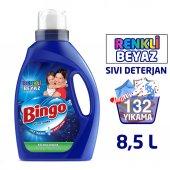 Bingo Matik Sıvı Performans Çamaşır Deterjanı...