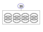 CERES 91-96  SEGMAN TAKIMI - 0.50-2