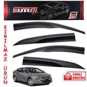 Hyundai Elentra 11-16 1.Kalite Kırılmaz Sport Oto Cam Rüzgarlığı