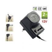 Xolo Techno 500ma Kademeli Switch Adaptör Ac Dc Kı...