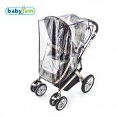 Babyjem Yeni Bebek Arabası Yağmurluğu (Fitalatsız) Art 205