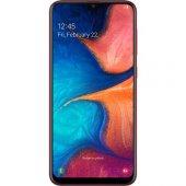 Samsung Galaxy A20 32 Gb Kırmızı (İthalatçı...