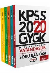 Yediiklim Yayınları 2020 Genel Yetenek Genel Kültür Tamamı Çözümlü Modüler Soru Seti